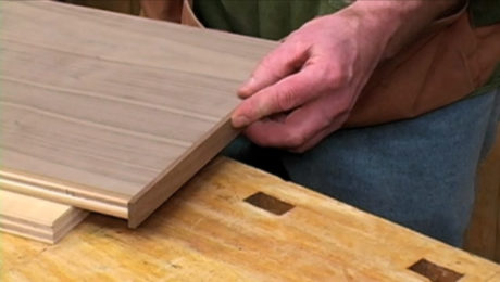 Tony O'Malley solid wood edging video