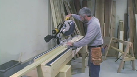 A Versatile Miter Saw Station Video
