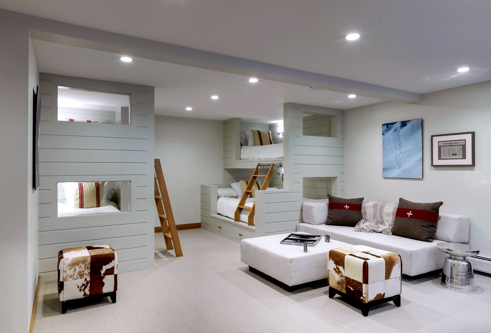 I 39 ll take the lower bunk fine homebuilding - Show me pictures of bunk beds ...