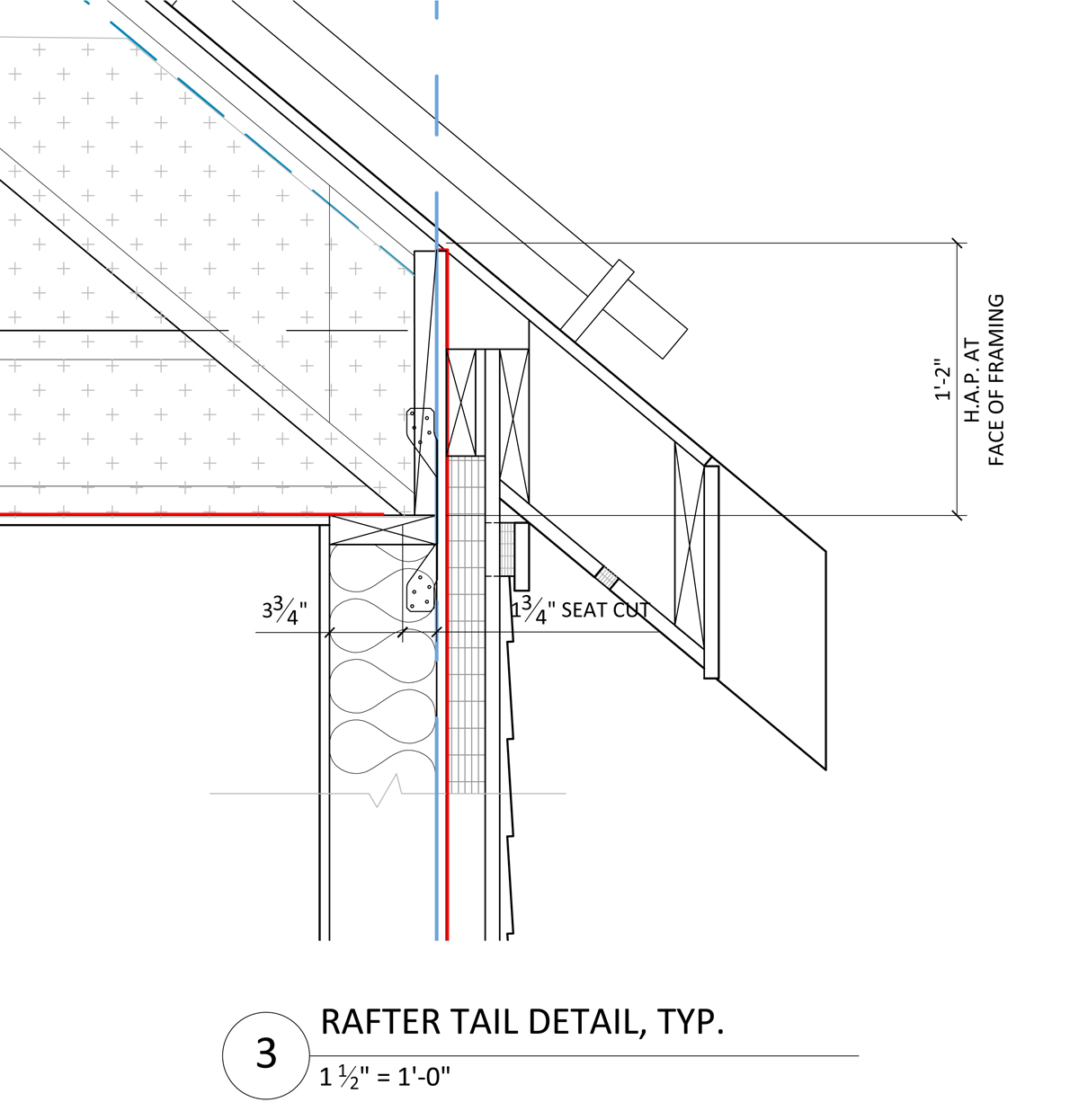 ProHOME construction detail