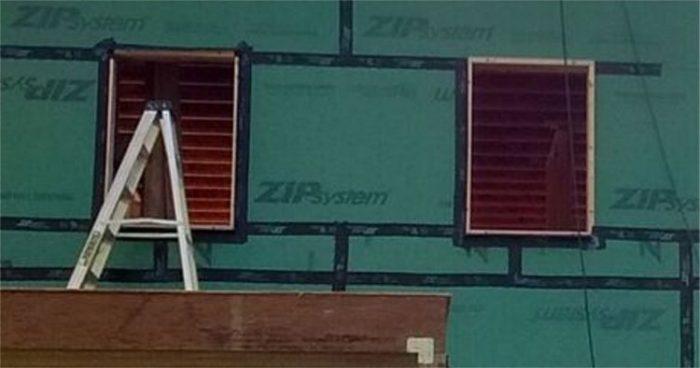 Flashing Window And Door Bucks Fine Homebuilding