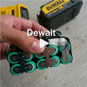 dewalt 20v max battery