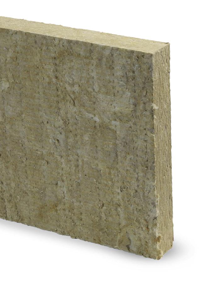 Roxul insulated sheathing panels