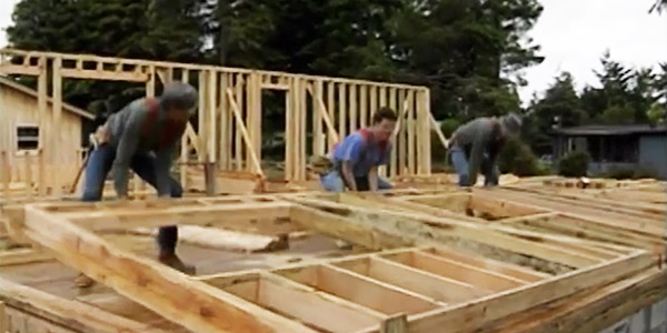 Video Vault How To Raise A Wall With Larry Haun Fine