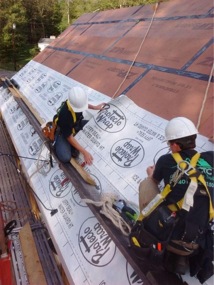 roof underlayment 6