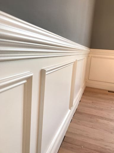 A Easy Approach To Wainscot Paneling Fine Homebuilding