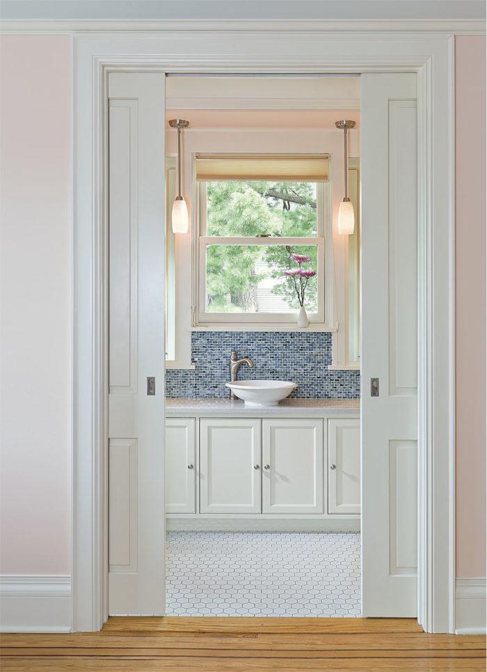 The See-Through Bath - Fine Homebuilding