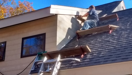 Nickel Gap Dormer Siding Fine Homebuilding