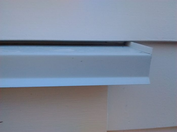 How to Install a Better Window Head Trim and Drip Cap - Fine