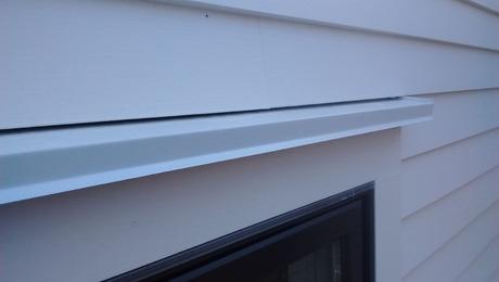 Window Head Trim And Drip Cap Fine Homebuilding