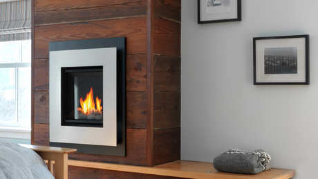 A Gas Fireplace And Built In Combo Fine Homebuilding