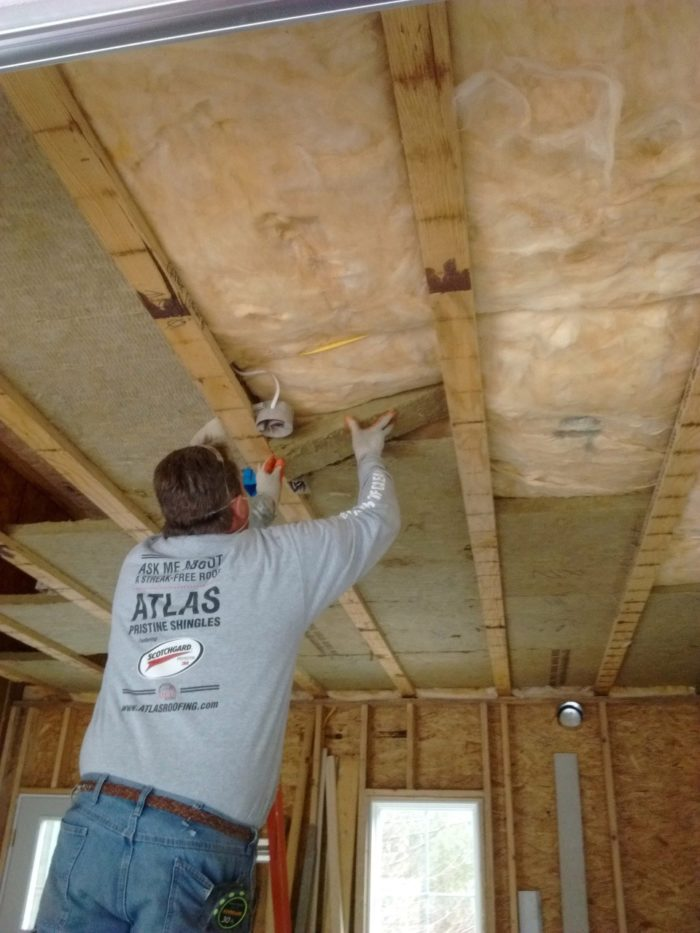 Extra Insulation Garage Insulation Fine Homebuilding
