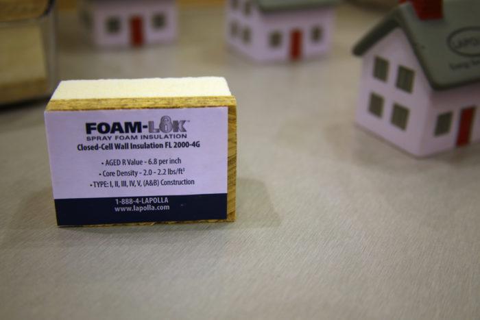 IBS 2017: Lapolla Spray Foam - Fine Homebuilding