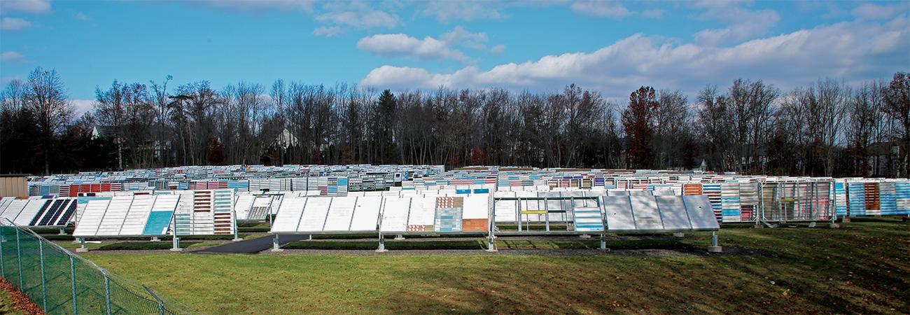 Paint Quality Institute paint farm