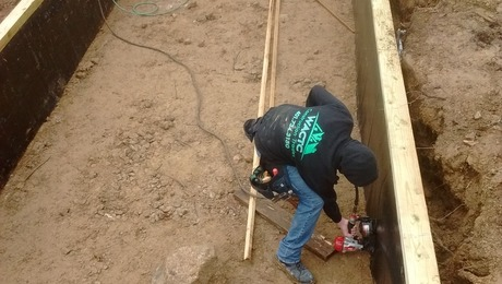 Bottomless Sand Filter Fine Homebuilding