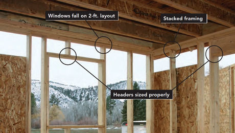 Advanced Framing Fine Homebuilding