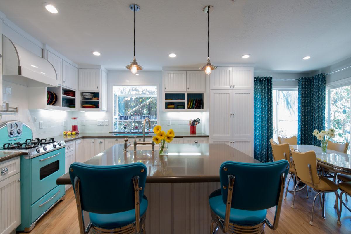 Vintage Kitchen - Fine Homebuilding