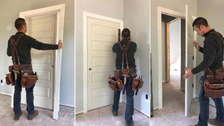 ways to Install Split-Jamb Doors