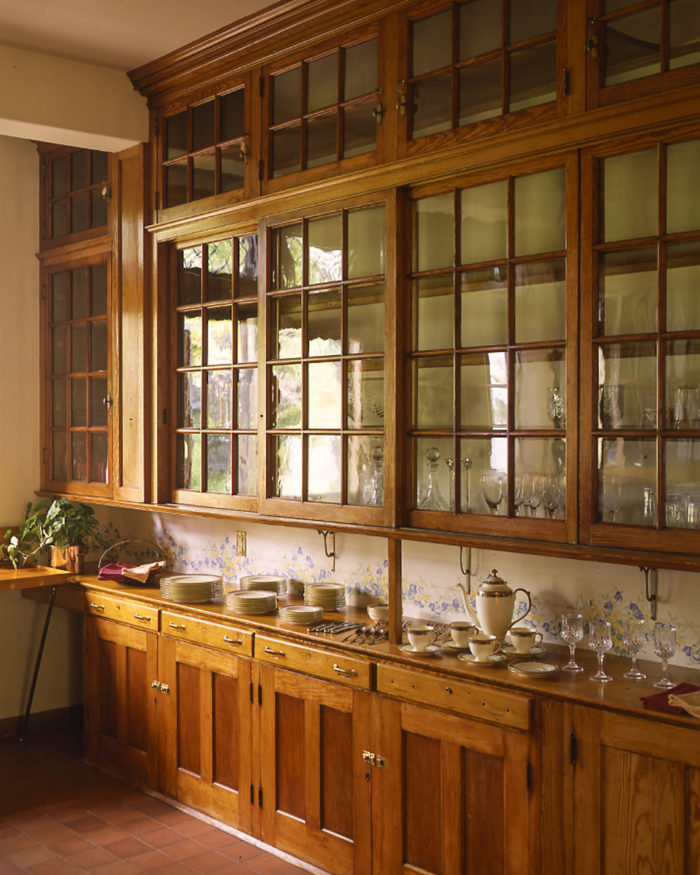 Classic Butler S Pantry Fine Homebuilding