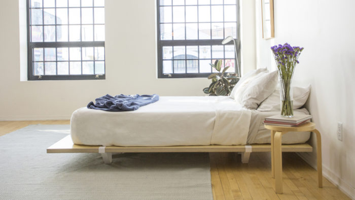 A Modular Bed For Easy Moving Fine Homebuilding