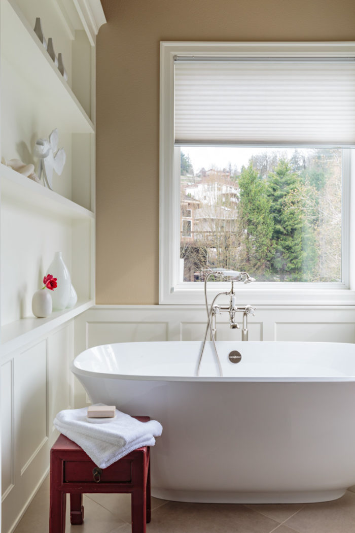 Luxury Bath - Fine Homebuilding