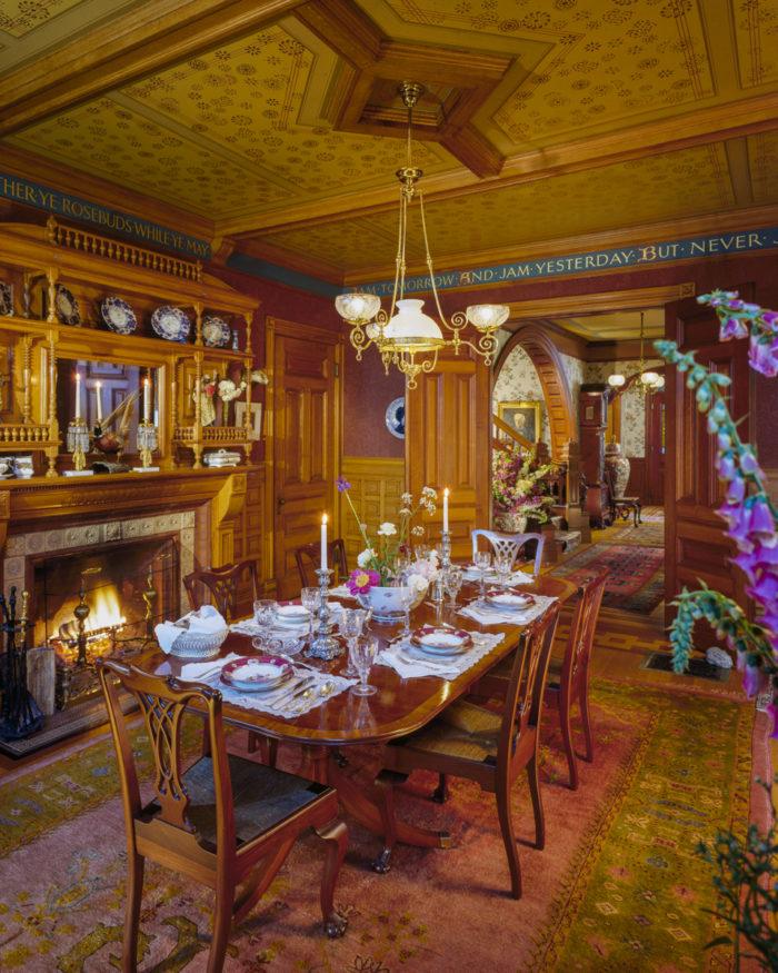 Image: © Brian Vanden Brink | Hartley Lord Mansion, Kennebunk, Maine