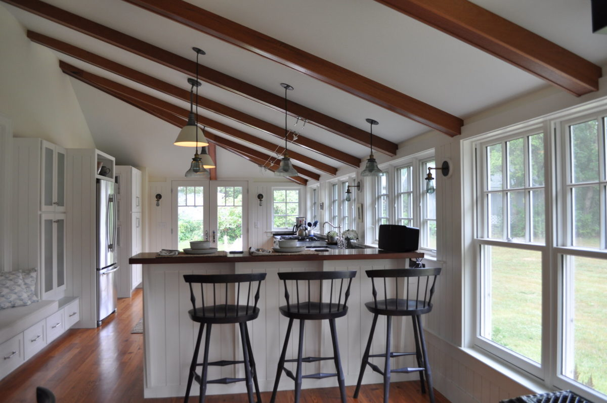 Touisset Small House Renovation Addition Fine Homebuilding