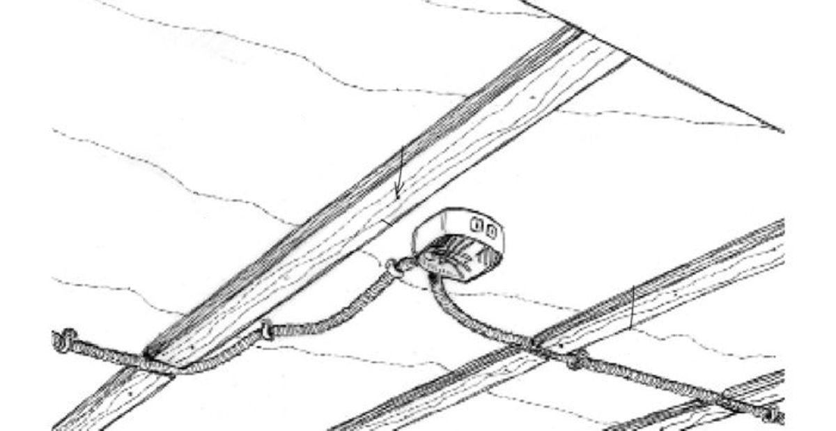 drywall-over-plaster ceiling repair