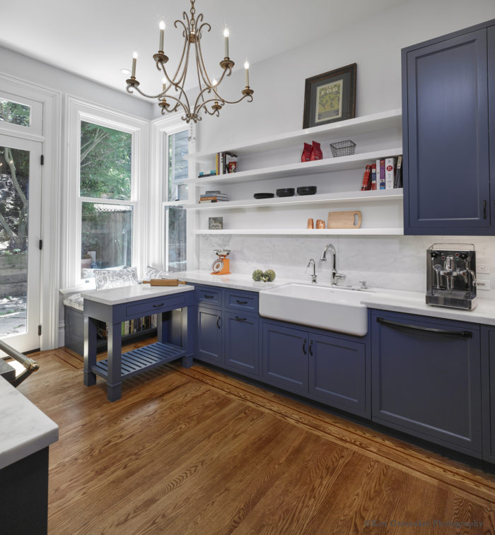 Victorian Kitchen: A Victorian Kitchen Sees The Light