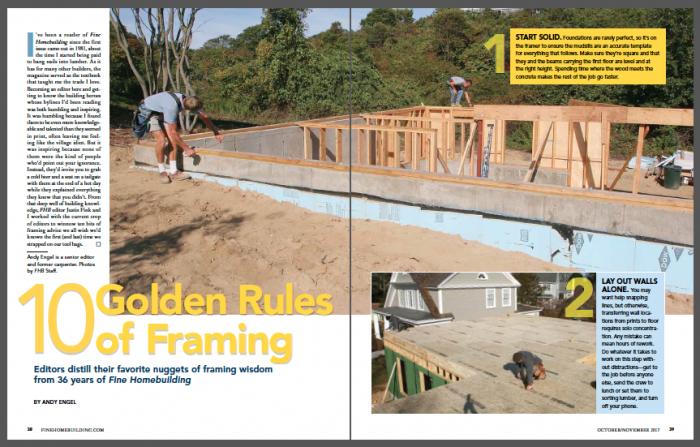 10-golden-rules-of-framing