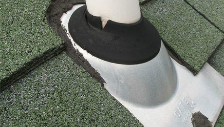 Plumbing Vent Boot Flashing Repair: Method 1 - Fine Homebuilding