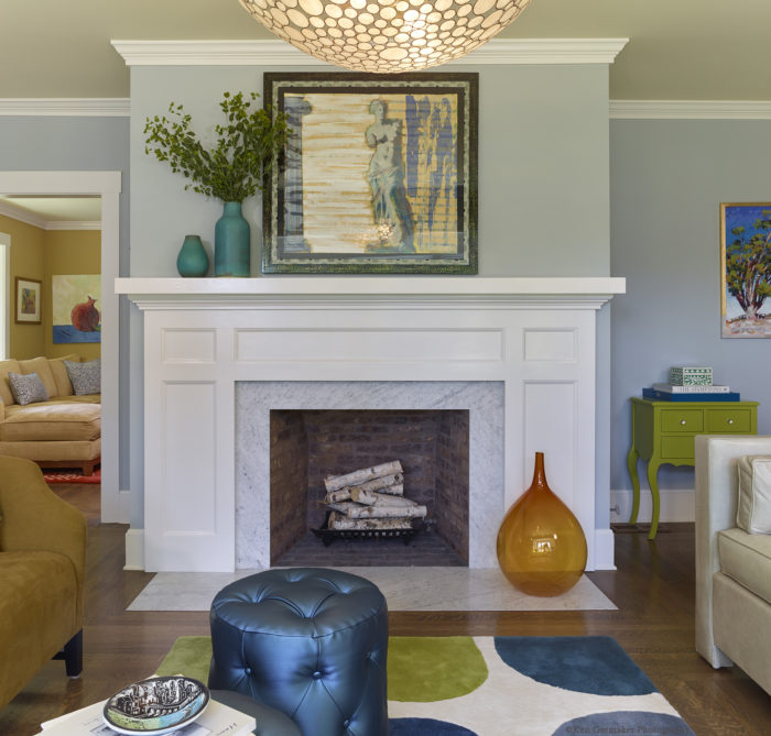 Bold Room Designs: Living Room Design With Bold Color And Style