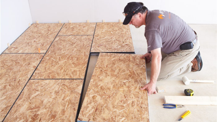 Whether youu0027re longing for a family room man cave workshop or some other useful space a basement renovation can be one of the easiest and most ... & Make Your Basement More Comfortable with an Insulated Subfloor ...