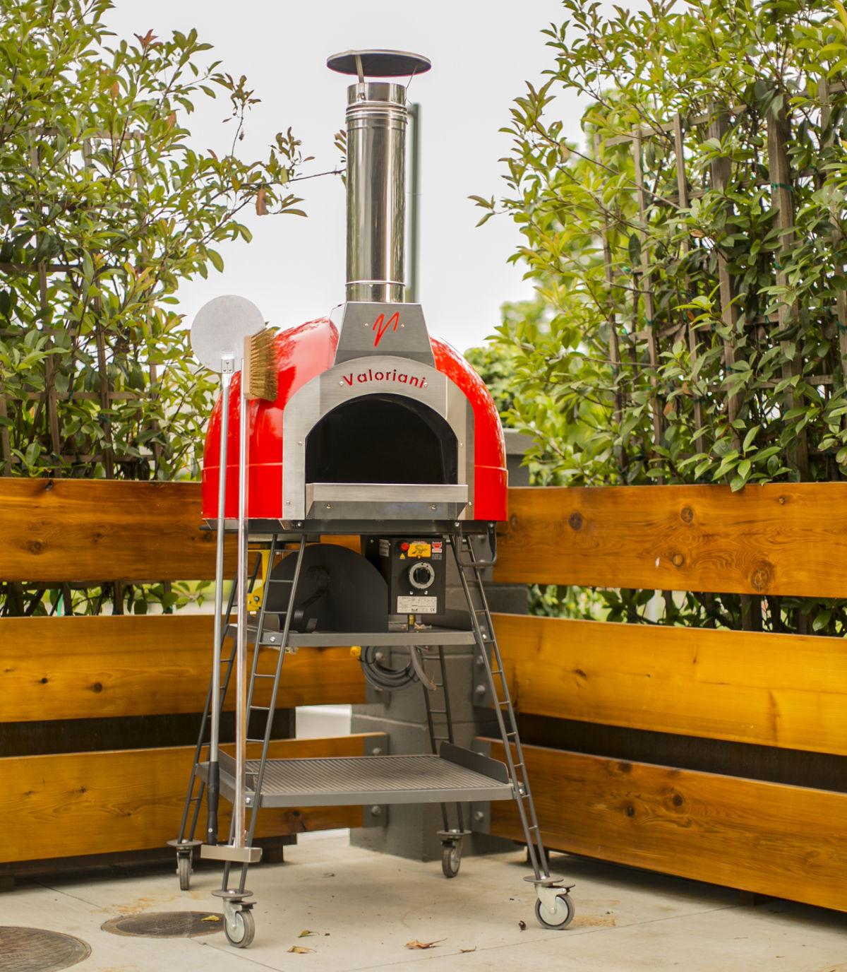 Prefab Pizza Oven Fine Homebuilding