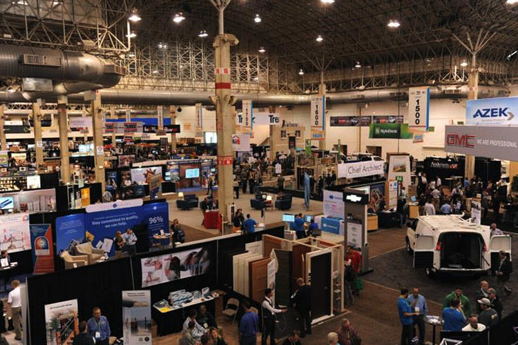 Join us at the 2017 remodeling show and deckexpo fine homebuilding for Home design and remodeling show 2017