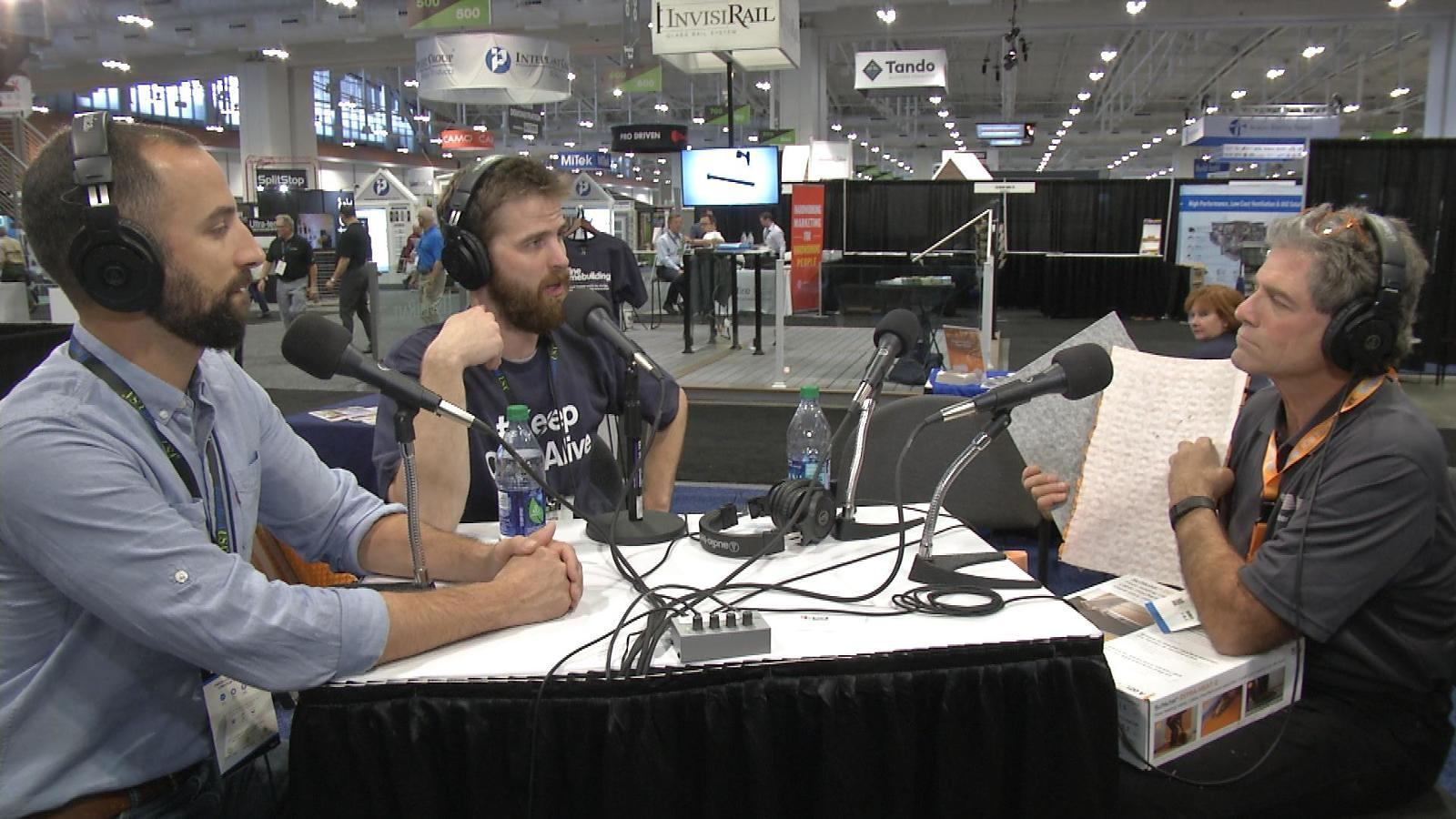 Podcast Episode 81 — Wrapping Up the 2017 Remodeling Show and DeckExpo