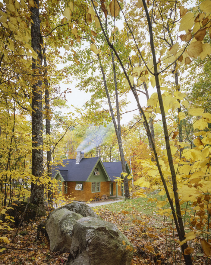 Little House In The Big Maine Woods Fine Homebuilding