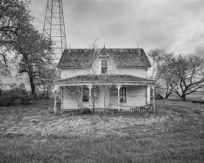 Beautiful and Abandoned Farmhouse in North Dakota - Fine