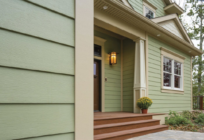 Good Looking Composite Siding Fine Homebuilding
