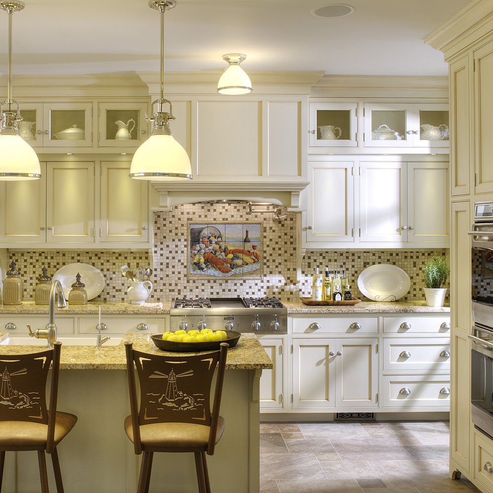 Fine Kitchen Cabinets: 10 Inspiring Kitchens And Cabinets
