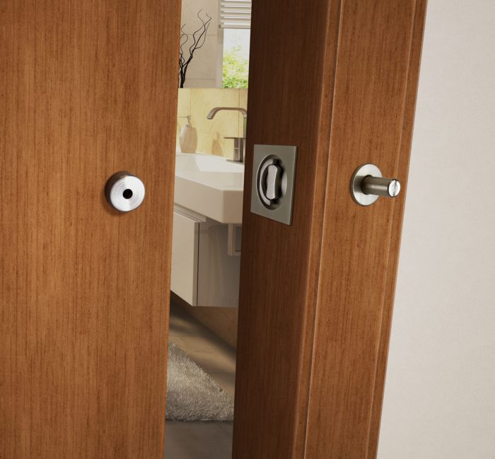 New Lock Adds Privacy To Barn Doors Fine Homebuilding