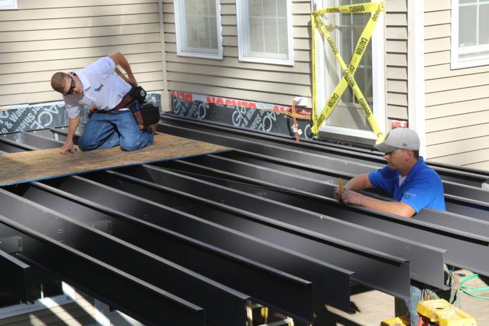 Working With Steel - Fine Homebuilding