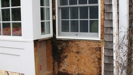 Drip Cap Design and Installation - Fine Homebuilding