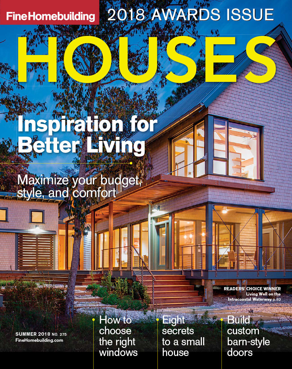 Issue 275 U2013 HOUSES 2018