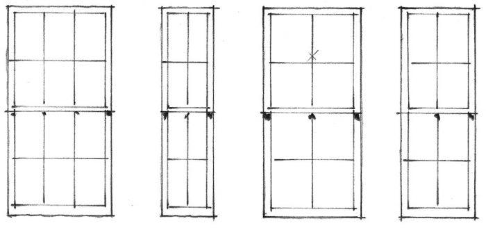 Window Widths