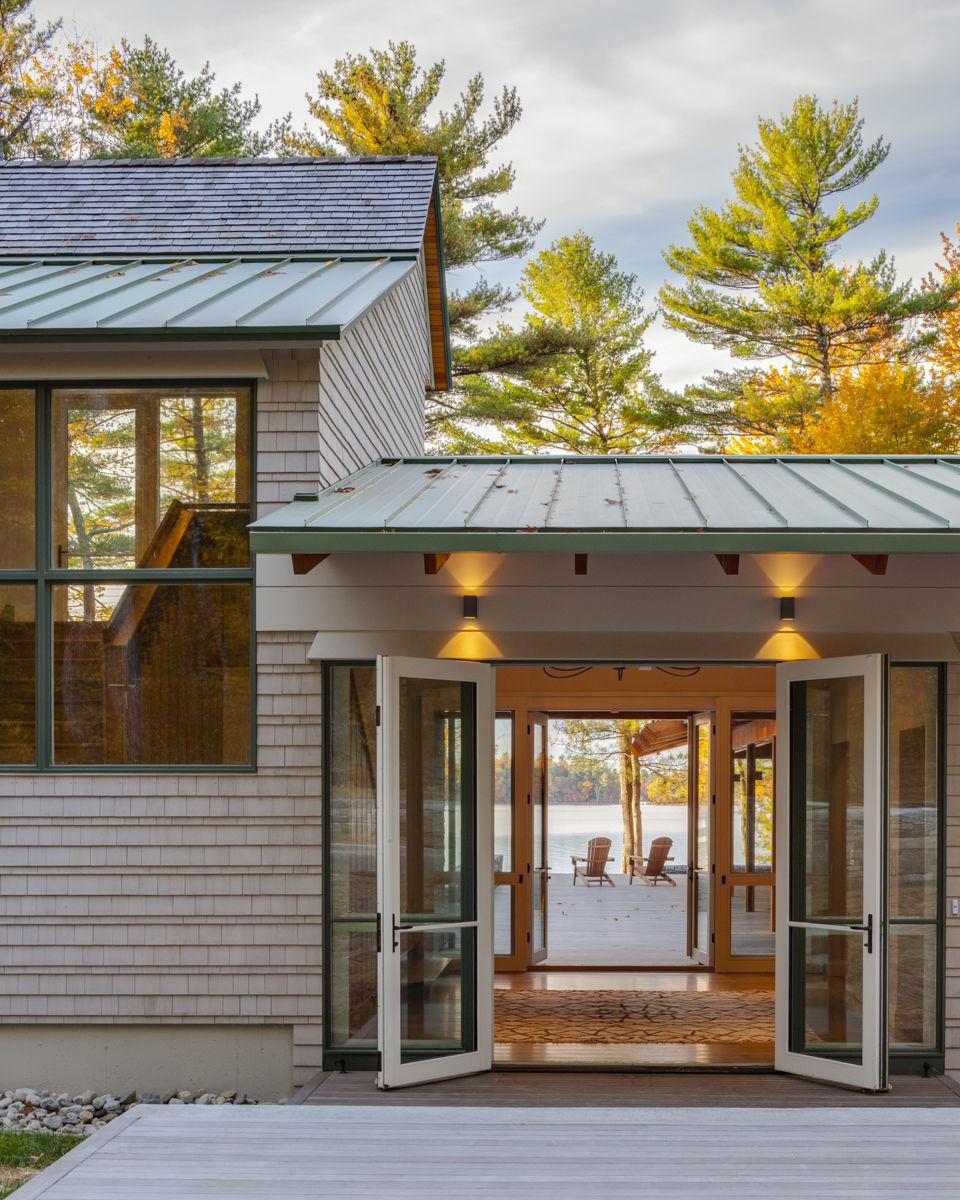 A Warm Welcome - Posicionarwebs- posicionarwebs.info Jeremy Eck Craftsman Home Designs on