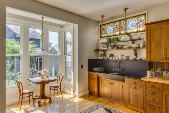 New Old Italianate Kitchen Fine Homebuilding