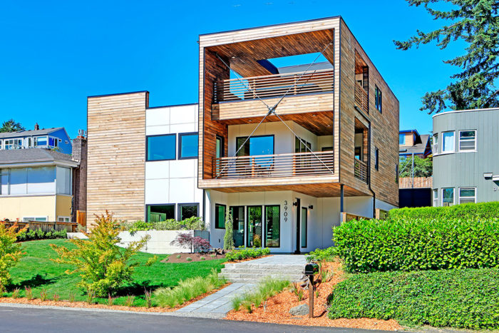 HOUSES By Design Dwell Development Builds Some Of Seattle's Cool Homes By Design