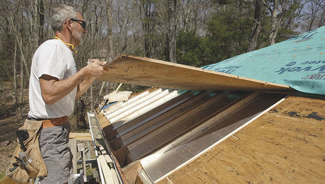 How It Works Collar And Rafter Ties Fine Homebuilding