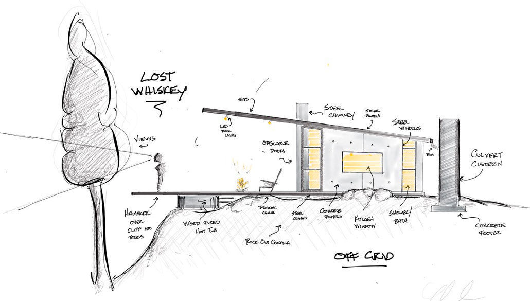 houses by design  the lost whiskey project